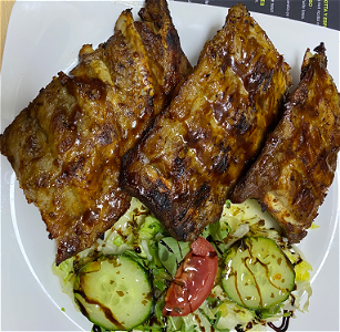 Foto SPARE RIBS groot
